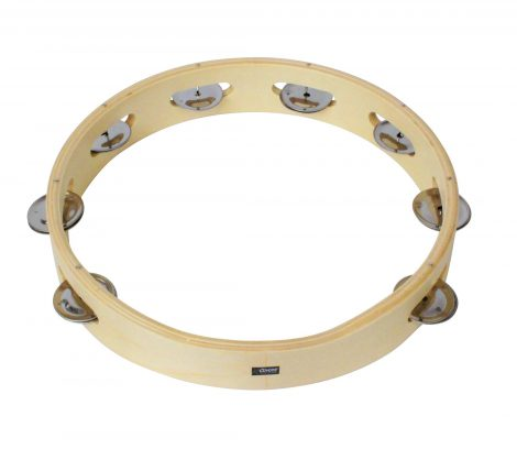 Coyote C8264 Tambourine 10' Headless
